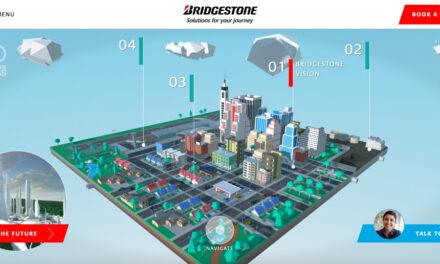 Bridgestone debuts Virtual City of the Future at CES 2021