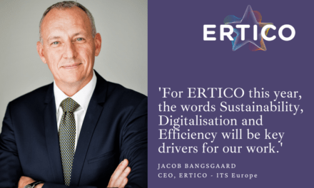 Jacob Bangsgaard, ERTICO CEO welcomes 2021