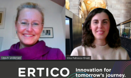 ERTICO Communication: face -to- face with past achievements and a vision for the future
