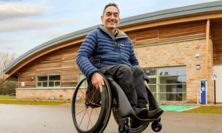 TOYOTA unlocks innovation in traditional wheelchair