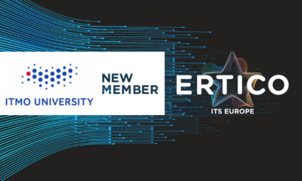 ERTICO welcomes ITMO University to the Partnership