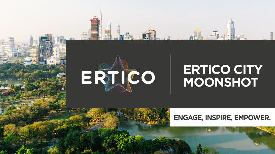 Target of 100 cities reached by ERTICO City Moonshot
