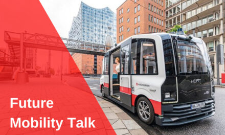 Talking Future Mobility with Hamburg on urban road safety