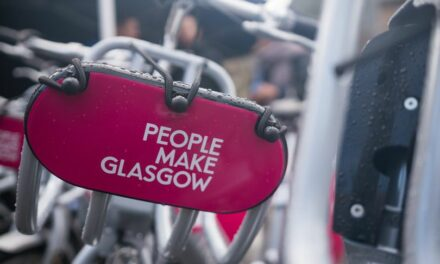 Glasgow promotes more sustainable transport with new e-bikes stations