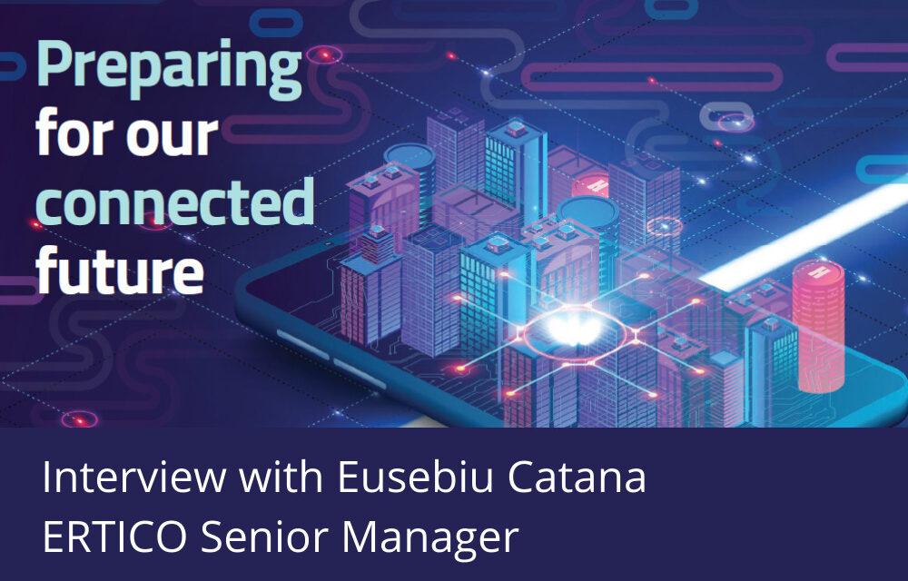 ERTICO expert Eusebiu Catana explains the impact of IoT on the transport industry
