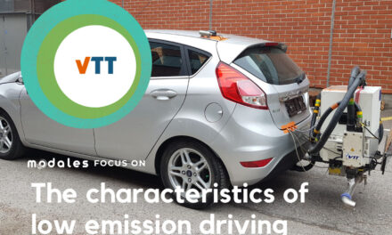 How to lower emissions by improving driver behaviour