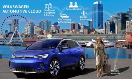 Shapingthe connected car of tomorrow: Volkswagen Automotive Cloud