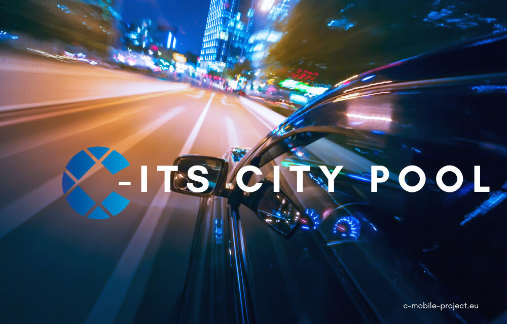 C-ITS City Pool discusses ambitions and plans for smart mobility