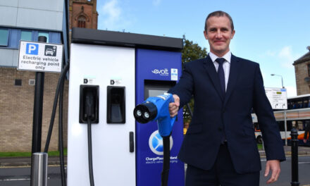 SWARCO to operate Scotland EV charging network