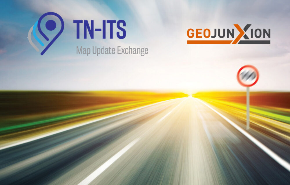 Map Maker GeoJunxion joins TN-ITS membership