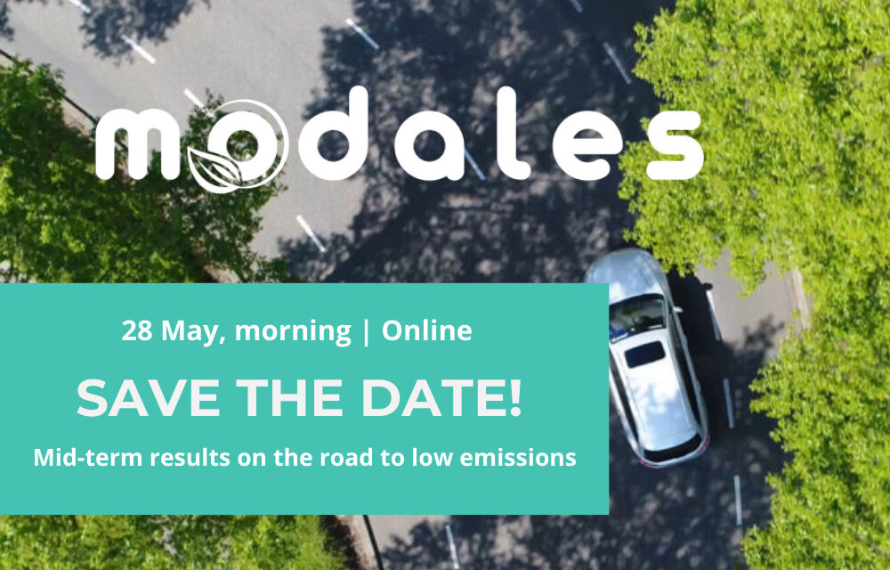 """SAVE THE DATE for this free webinar """"Mid-term results on the road to low emissions"""" on 28 May"""