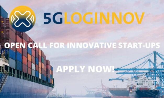5G-LOGINNOV Call for innovative start-ups now open!