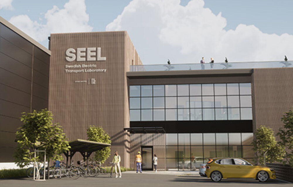 Chalmers University to establish electromobility test bed