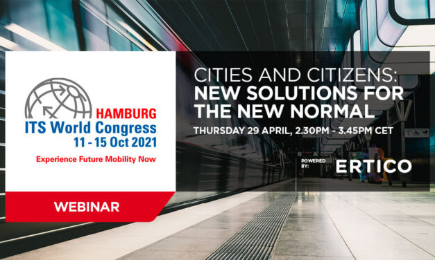 The ITS WEBINAR Series: a journey to the ITS World Congress in October