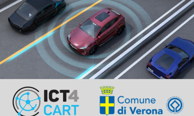 Comune di Verona is contributing to ICT infrastructure for higher levels of automation