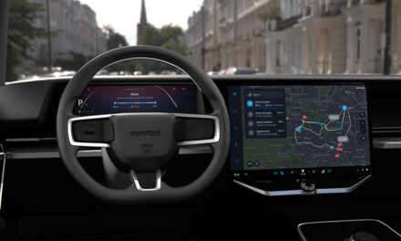TomTom announces new cloud-native super-fast and up-to-date routing navigation