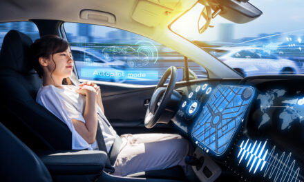 Government paves the way for self-driving vehicles on UK roads