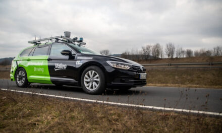 Valeo and Brighter AI created first extensive automotive fisheye dataset