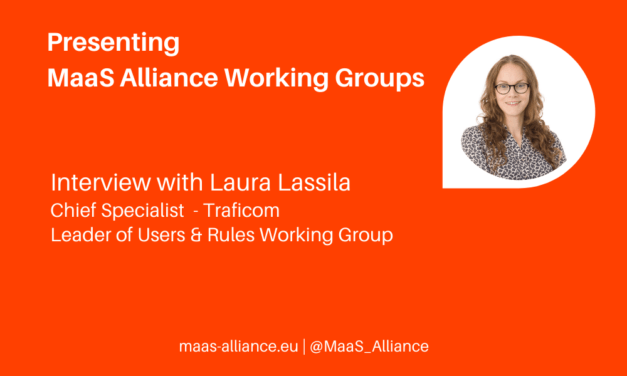 Talking policy and regulations with MaaS Alliance