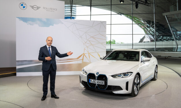 BMW Group sets ambitious goal to reduce CO2 emissions by 2030