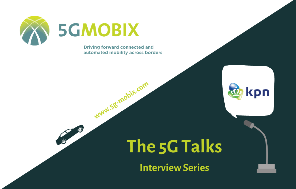 Deploying 5G for automated driving in the Netherlands