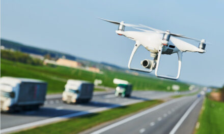 UK Unmanned Traffic Management Live Trials completed using drones