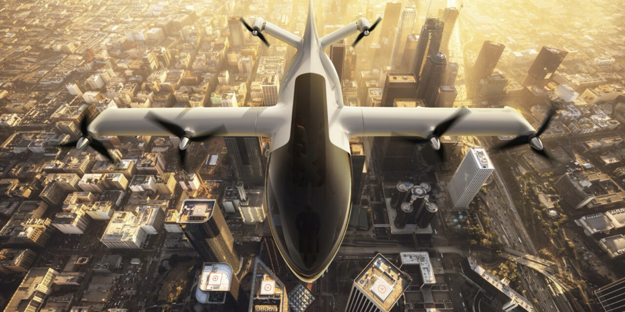 DENSO commits to better urban air mobility