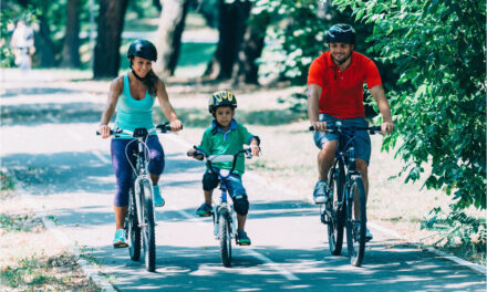 £18M for cycle training for British children and their families