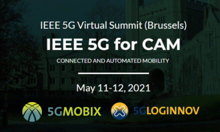 IEEE 5G Virtual Summit focuses on Connected and Automated Mobility