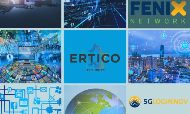 ERTICO discusses the role of Physical Internet in freight and logistics at IPIC2021