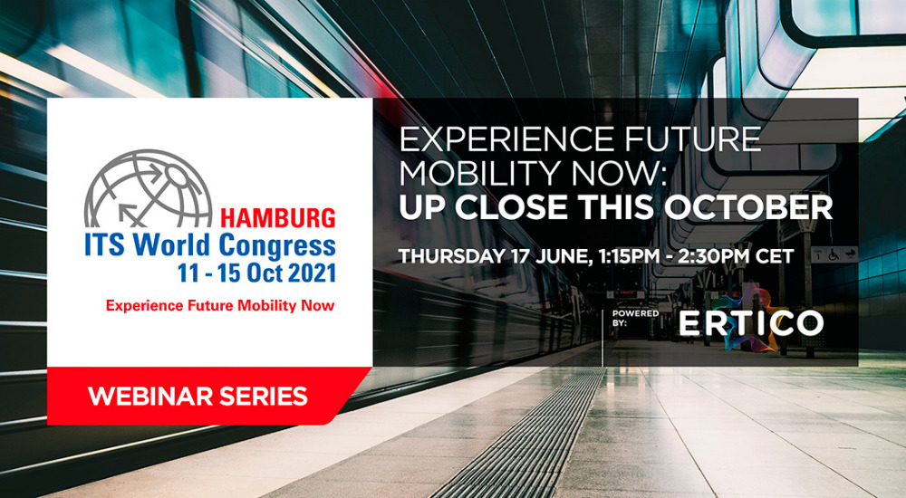 Webinar: Experience Future Mobility Now: Up Close this October!