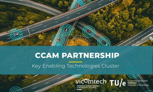 Vicomtech appoints new co-leader within the CCAM Partnership