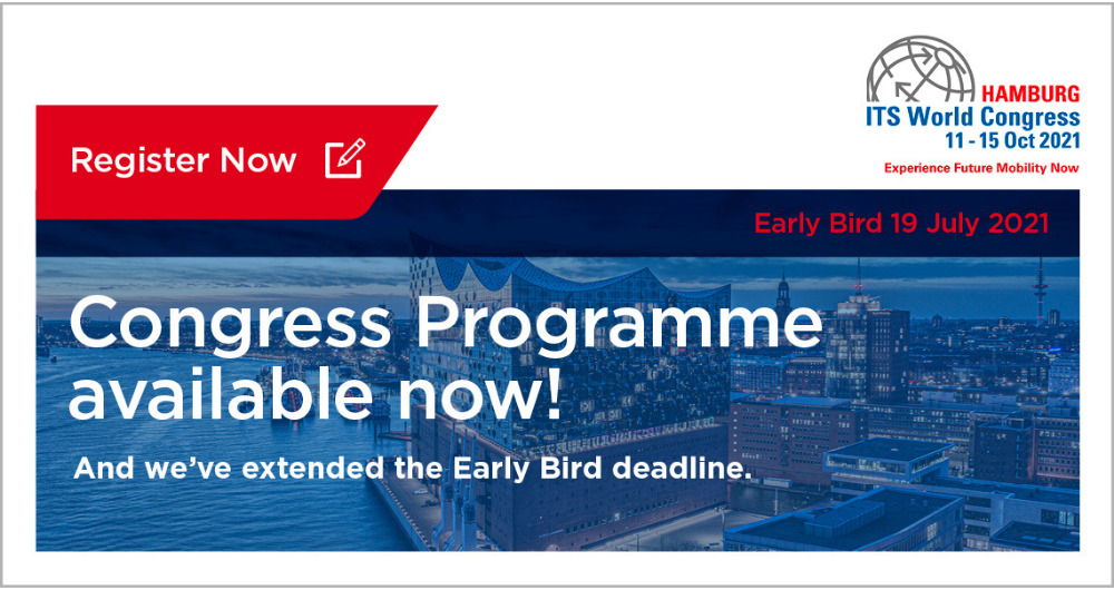 Programme for ITS World Congress is published
