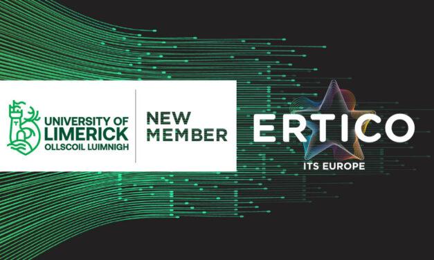 University of Limerick joins the ERTICO Partnership