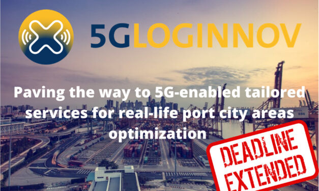 Open call for start-ups innovating logistics with 5G