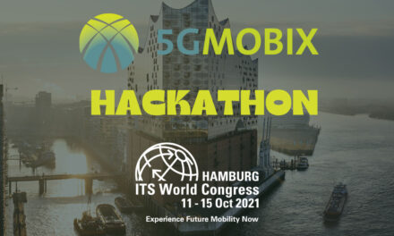 Win a place at the ITS World Congress with this CAM hackathon