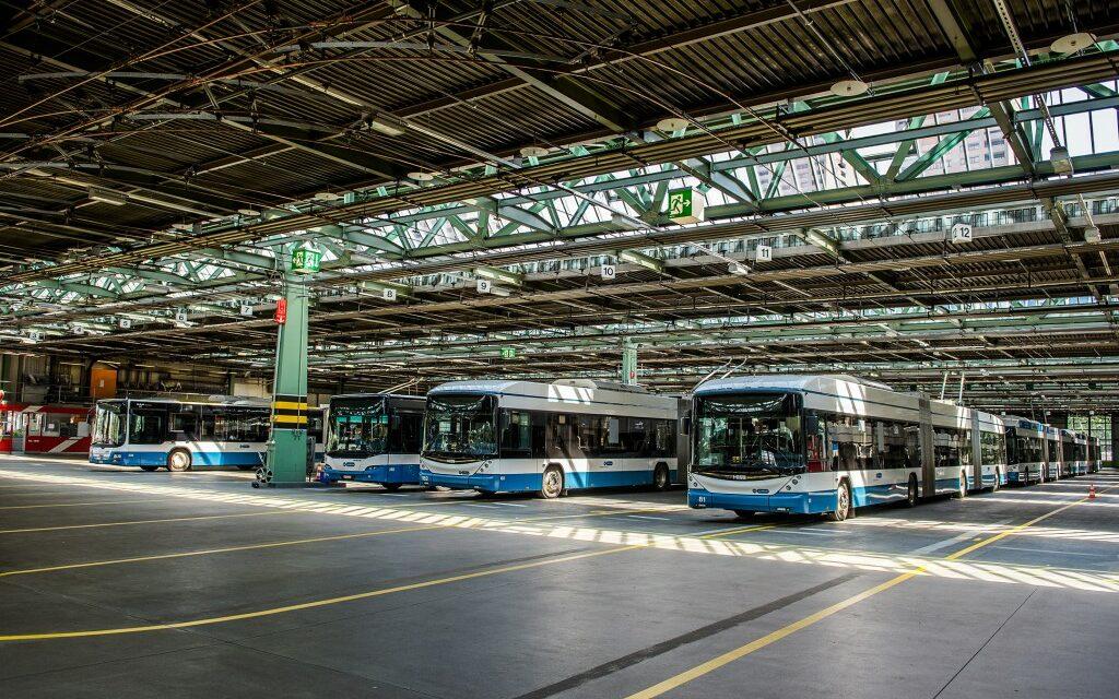 Siemens facilitates eBus charging solutions