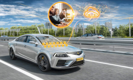 Continental develops server-based vehicle architectures