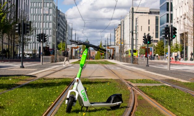 SWARCO Partners with Lime on green and safe traffic management