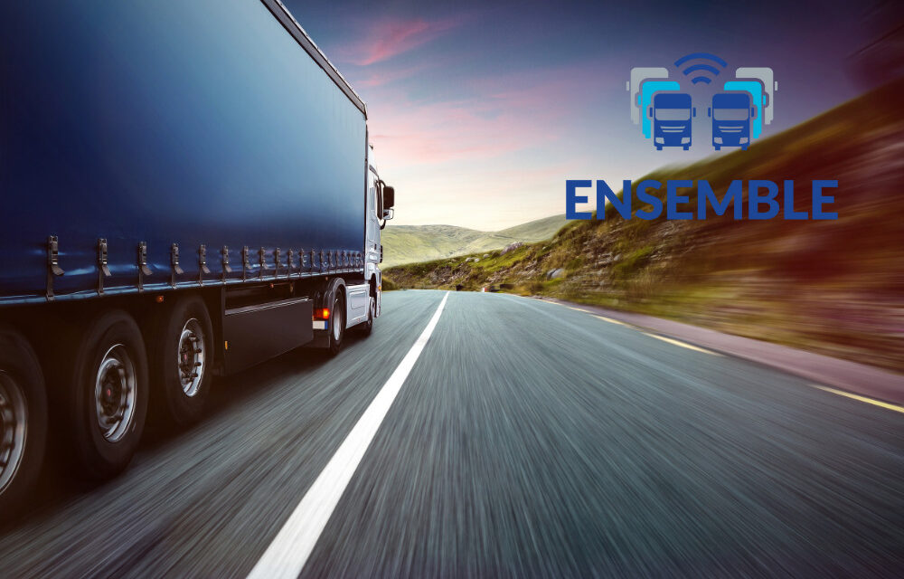 Standardisation, platooning, 'Fit for 55' and ENSEMBLE project