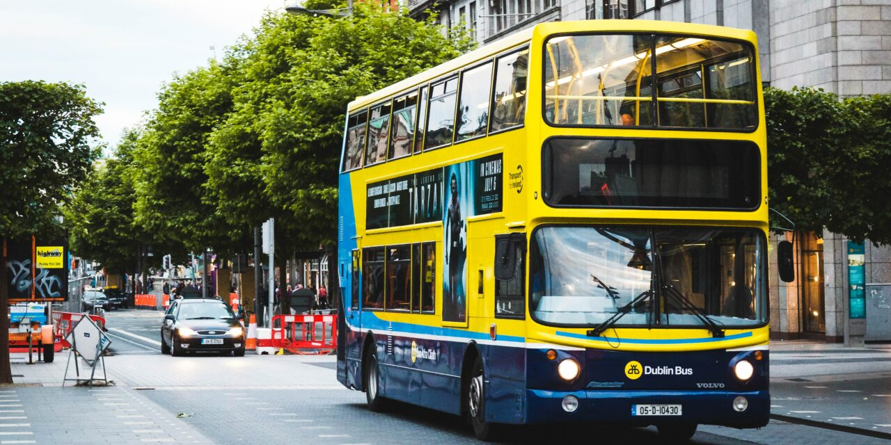 Ireland trials hydrogen buses to decarbonise public transport