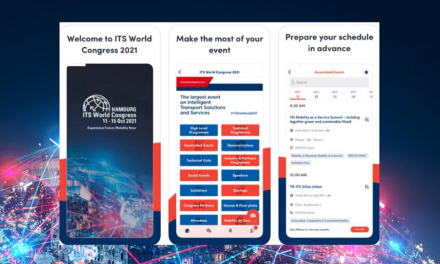 ITSCongress App – all the info you need – in your pocket!