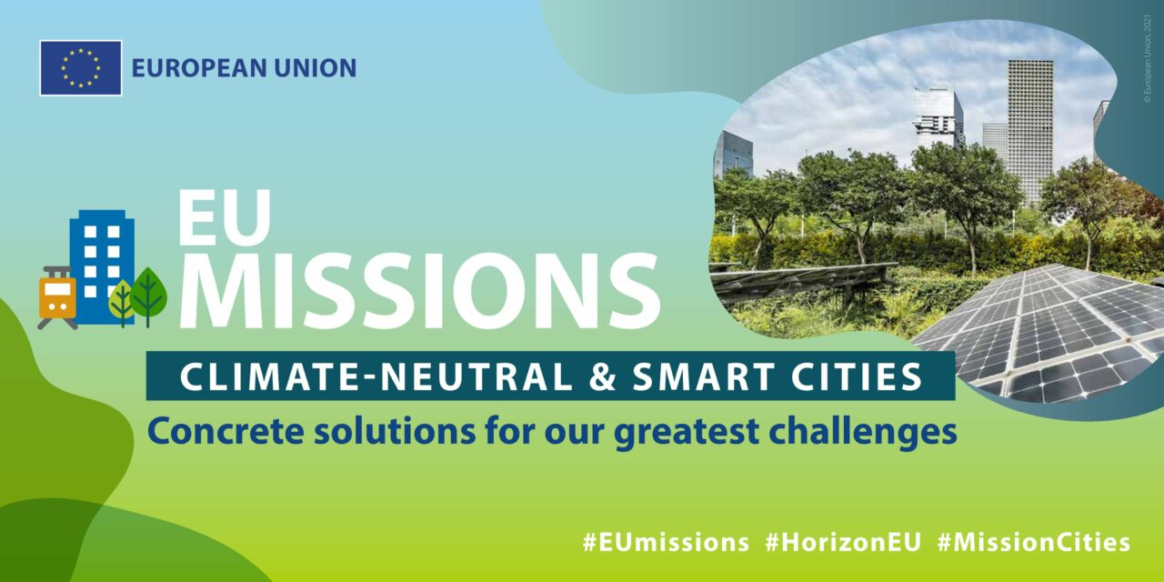 EU mission on climate-neutral and smart cities