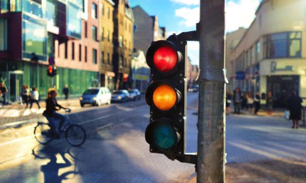 INRIX & UK DFT shapes future traffic signal management