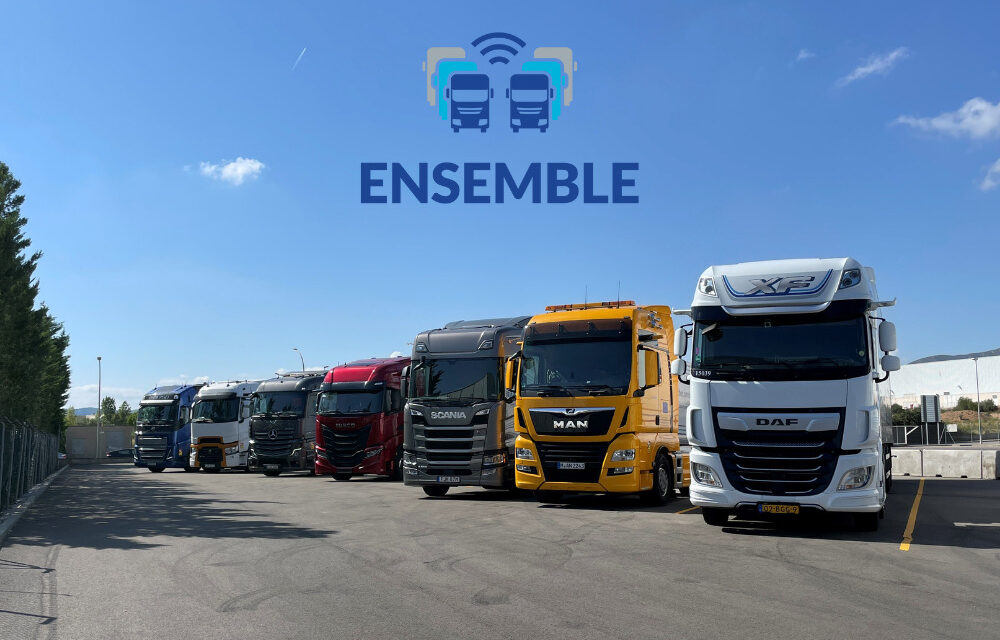 Multi-brand Platooning, a reality in Europe!