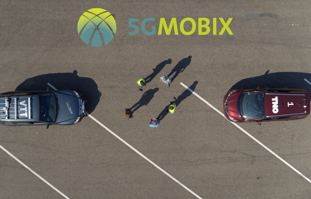 5G-MOBIX tests collision avoidance application on the Netherlands trial site