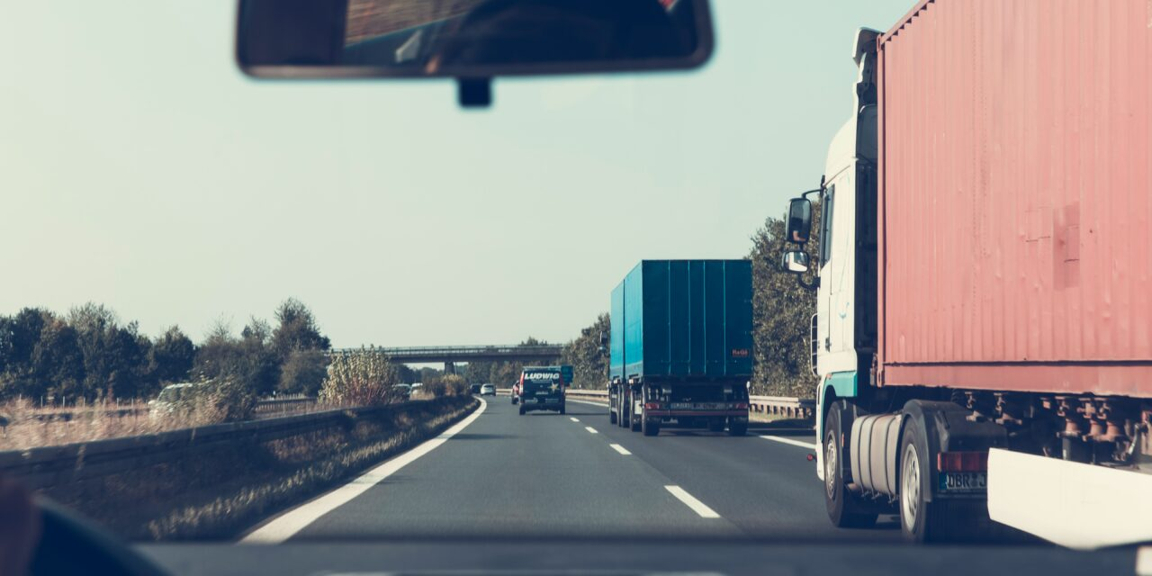 Global shortage of truck drivers since mid-2000s