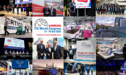 Over 13,000 attendees at the 27th ITS World Congress in Hamburg