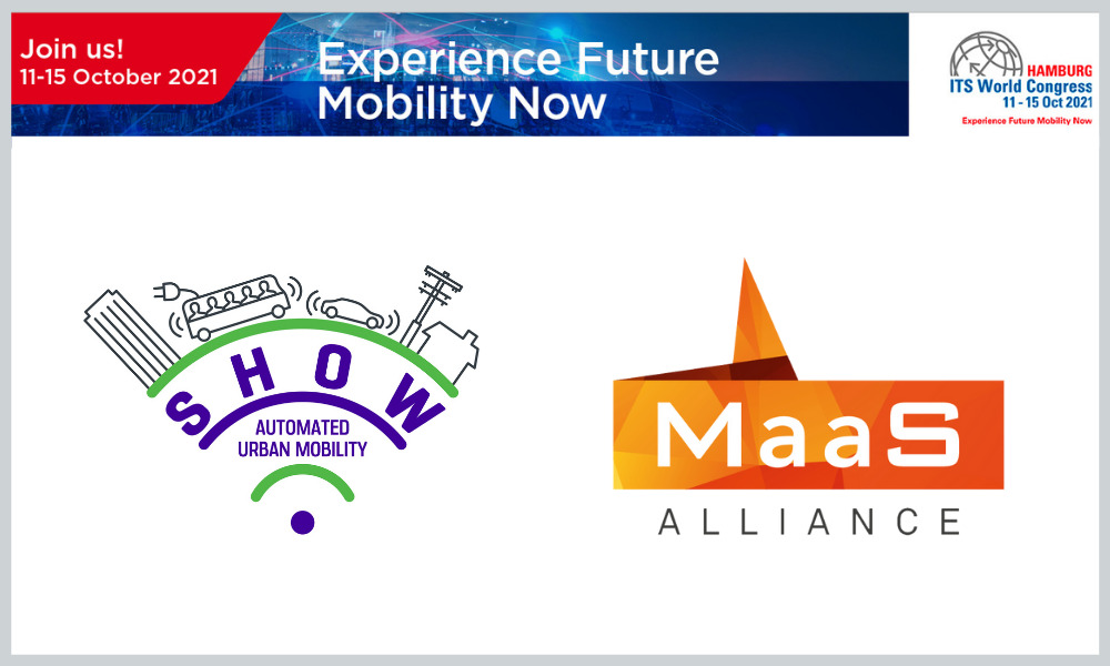 ERTICO Urban Mobility projects at the ITS World Congress