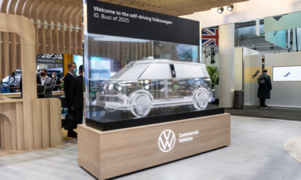 Volkswagen presents the self-driving ID. BUZZ.at the ITS World Congress